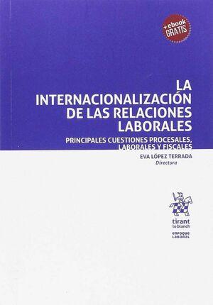 LA INTERNACIONALIZACIÓN DE LAS RELACIONES LABORALES