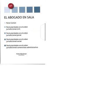 EL ABOGADO EN SALA 5 VOLÚMENES