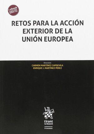 RETOS PARA LA ACCIÓN EXTERIOR DE LA UNIÓN EUROPEA