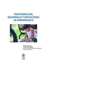TRASTORNOS DEL DESARROLLO Y DIFICULTADES DE APRENDIZAJE II