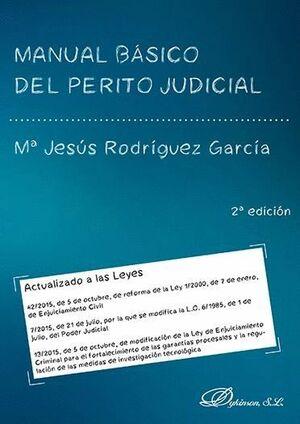MANUAL BÁSICO DEL PERITO JUDICIAL