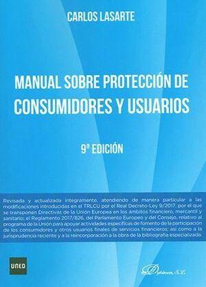 MANUAL SOBRE PROTECCIÓN DE CONSUMIDORES Y USUARIOS