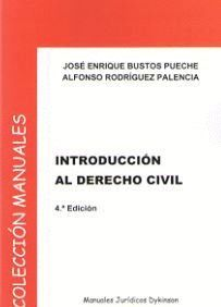 INTRODUCCIÓN AL DERECHO CIVIL