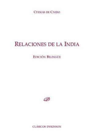 RELACIONES DE LA INDIA