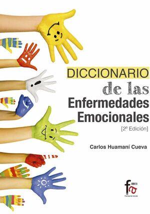 DICCIONARIO DE ENFERMEDADES EMOCIONALES -2 EDICION