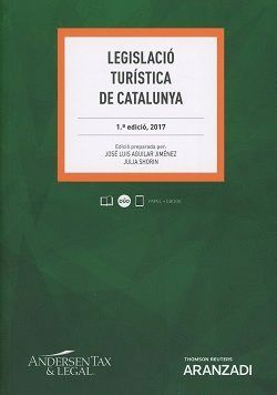 LEGISLACIO TURISTICA DE CATALUNYA DUO