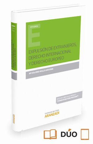 EXPULSION DE EXTRANJEROS DERECHO INTERNACIONAL Y DERECHO EUROPEO