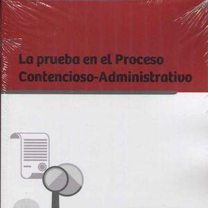 LA PRUEBA EN EL PROCESO CONTENCIOSO-ADMINISTRATIVO (PAPEL E-BOOK)