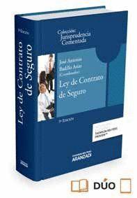 LEY DE CONTRATO DE SEGURO JURISPRUDENCIA COMENTADA