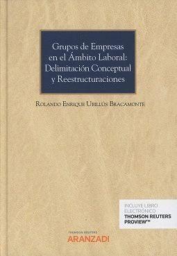 GUIA DE EMPRESAS EN EL AMBITO LABORAL DELIMITACION CONCEPTUAL Y REESTRUCTURACIONES