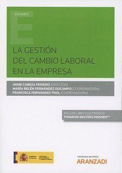 GESTION DEL CAMBIO LABORAL EN LA EMPRESA DUO,EL