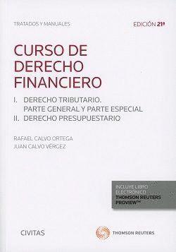 CURSO DE DERECHO FINANCIERO DUO