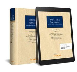 INCAPACIDAD PERMANENTE (PAPEL + E-BOOK) CLAVES PRÁCTICAS Y ASPECTOS JURISPRUDENCIALES