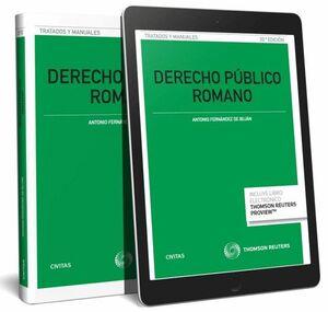 DERECHO PUBLICO ROMANO 2017