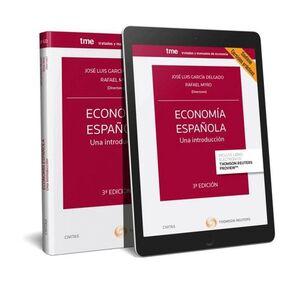 ECONOMIA ESPAÑOLA UNA INTRODUCCION 2017