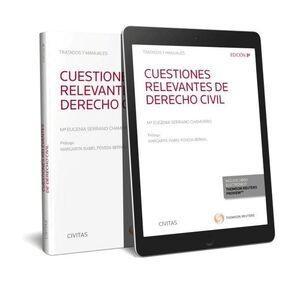CUESTIONES RELEVANTES DE DERECHO CIVIL PARA EL COMERCIO