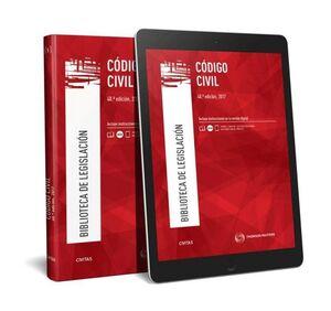 CÓDIGO CIVIL (PAPEL E-BOOK)