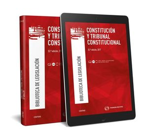 CONSTITUCIÓN Y TRIBUNAL CONSTITUCIONAL (PAPEL E-BOOK)