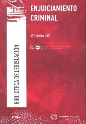 ENJUICIAMIENTO CRIMINAL 2017