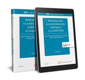 INTRODUCCIÓN A LA INFORMACIÓN CONTABLE Y A LA AUDITORÍA (PAPEL + E-BOOK)