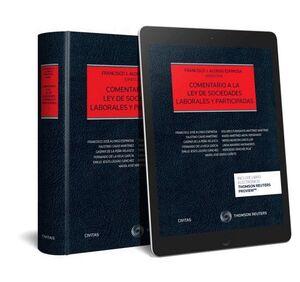 COMENTARIO A LA LEY DE SOCIEDADES LABORALES Y PARTICIPADAS (PAPEL + E-BOOK)