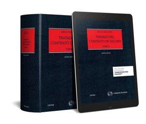 TRATADO DEL CONTRATO DE SEGURO (TOMO I Y II) (DUO)