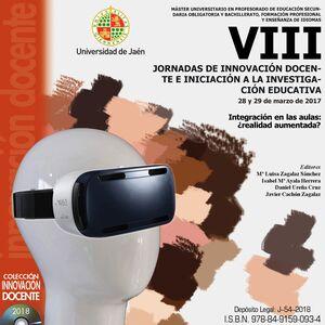 VIII JORNADAS DE INNOVACIÓN DOCENTE E INICIACIÓN A LA INVESTIGACIÓN EDUCATIVA.