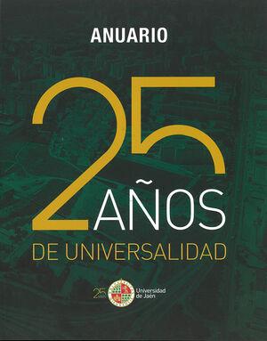 ANUARIO 25 AÑOS DE UNIVERSALIDAD