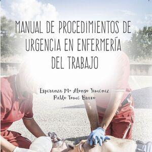 MANUAL DE PROCEDIMIENTOS DE URGENCIAS EN ENFERMERIA