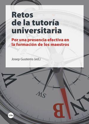 RETOS DE LA TUTORÍA UNIVERSITARIA