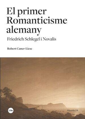 EL PRIMER ROMANTICISME ALEMANY