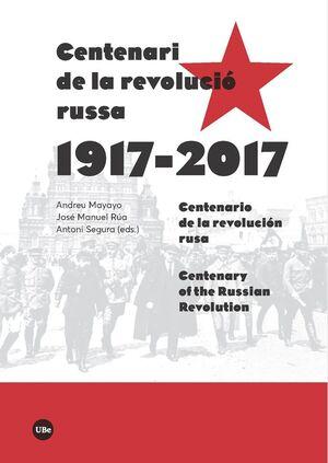 CENTENARI DE LA REVOLUCIÓ RUSSA (1917-2017)