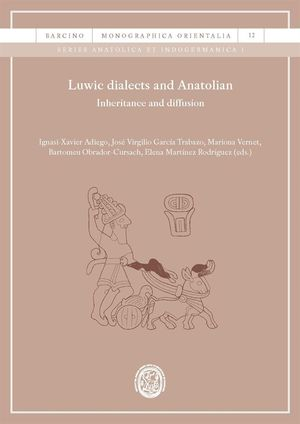 LUWIC DIALECTS AND ANATOLIAN: INHERITANCE AND DIFFUSION