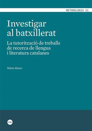 INVESTIGAR AL BATXILLERAT