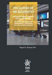 FISCALIDAD DE NO RESIDENTES