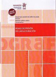 PENAS DE PRISIÓN DE LARGA DURACIÓN