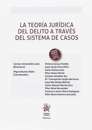 LA TEORÍA JURÍDICA DEL DELITO A TRAVÉS DEL SISTEMA DE CASOS