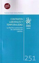 CONTRATOS LABORALES Y TEMPORALIDAD
