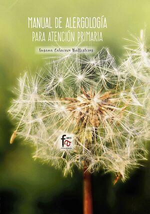 MANUAL DE ALERGOLOGIA PARA ATENCIÓN PRIMARIA-4 EDICION