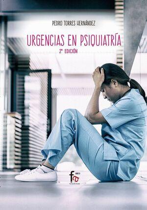 URGENCIAS PSIQUIATRICAS-2 EDICION