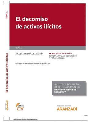 DECOMISO DE ACTIVOS ILICITOS, EL