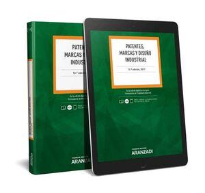PATENTES, MARCAS Y DISEÑO INDUSTRIAL (PAPEL E-BOOK)