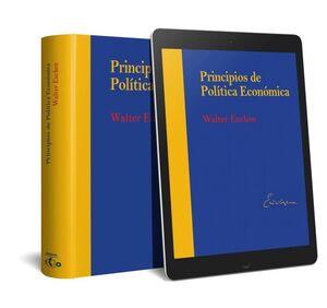 PRINCIPIOS DE POLÍTICA ECONÓMICA-EDICIÓN LUJO