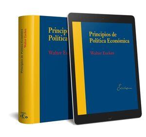 PRINCIPIOS DE POLÍTICA ECONÓMICA-EDICIÓN RÚSTICA
