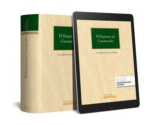 EL RÉGIMEN DE GANANCIALES (PAPEL + E-BOOK)