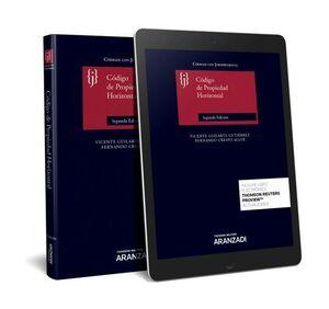 CÓDIGO DE PROPIEDAD HORIZONTAL CON JURISPRUDENCIA (PAPEL + E-BOOK)