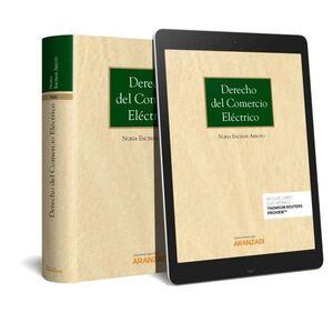 DERECHO DEL COMERCIO ELÉCTRICO (PAPEL + E-BOOK)