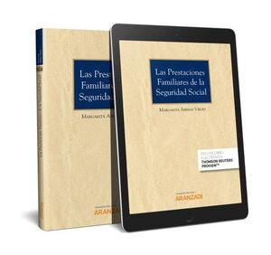 LAS PRESTACIONES FAMILIARES DE LA SEGURIDAD SOCIAL (PAPEL + E-BOOK)