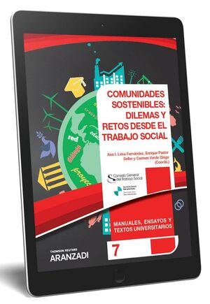 EL TRABAJO SOCIAL CONSTRUYENDO COMUNIDADES SOSTENIBLES (PAPEL + E-BOOK) XXII CONGRESO ESTATAL Y I CO