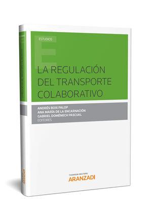 LA REGULACIÓN DEL TRANSPORTE COLABORATIVO